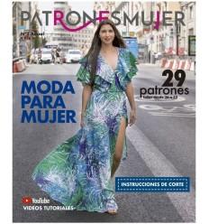 Revista PATRONES MUJER Nº 2